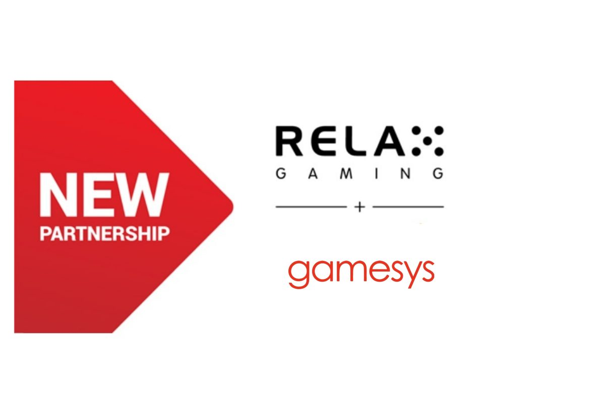 Relax Gaming i Gamesys
